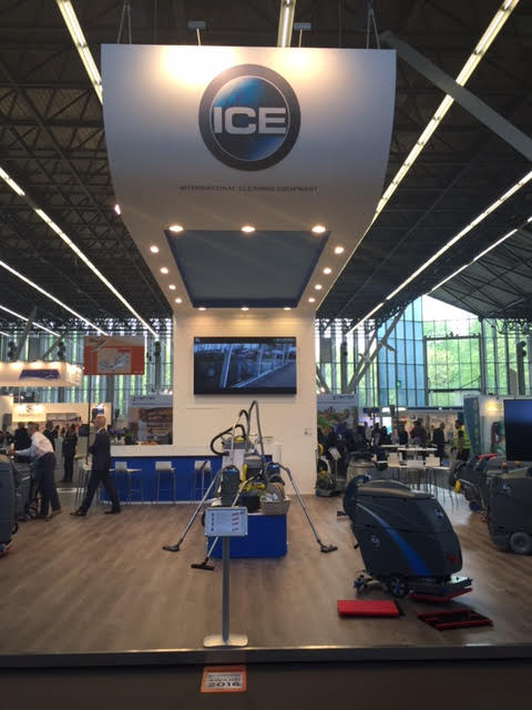 ICE Benelux op Interclean