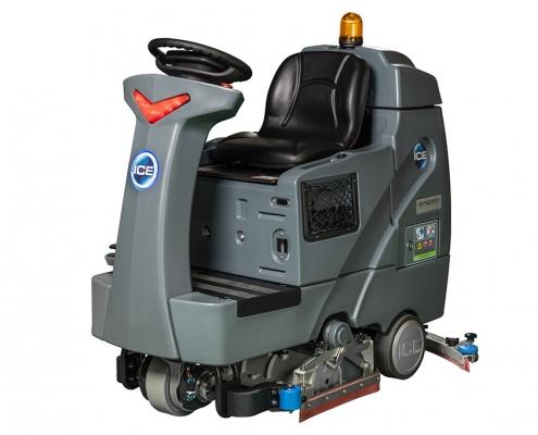 Opzit-veegschrobmachine ICE RS28-CY