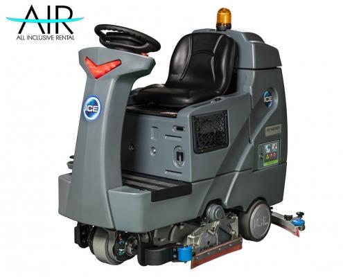 Opzit-veegschrobmachine ICE RS28-CY L AIR