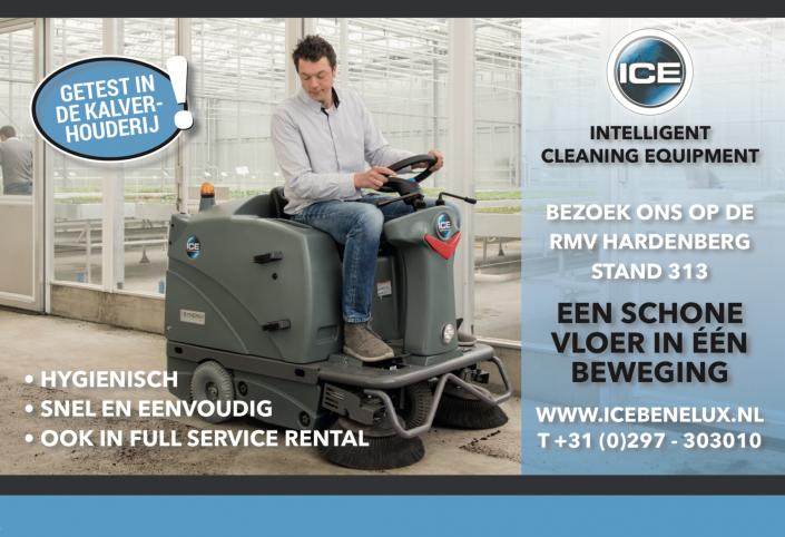 ICE iS11000L veegmachine